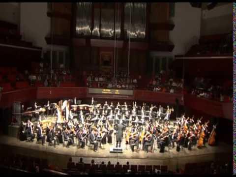 Mahler 6.(1/2) Shenzhen Symphony Orchestra, Conductor Christian Ehwald