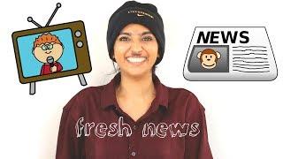Best newsreader ever | Sailaja Talkies