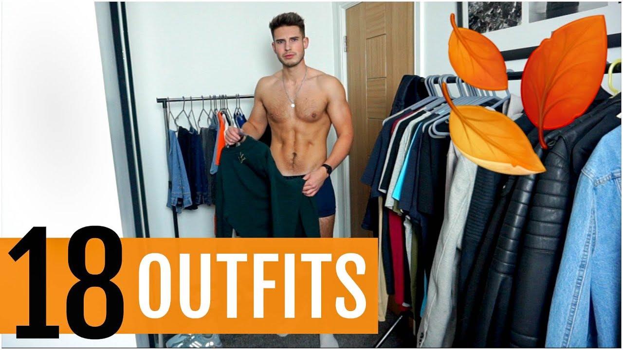 [VIDEO] - 18 Stylish Men's Autumn/Fall Outfits | Men's Autumn Outfit Idea's 2019 3
