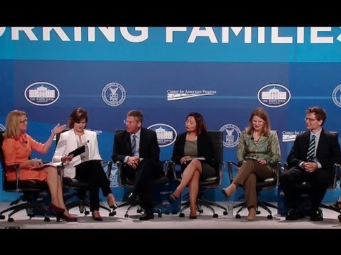 "Working Families Summit: ""A 21st Century Economy that Works for Business and Workers"""