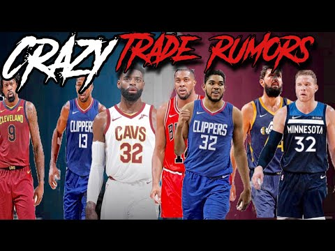 BIG NBA TRADES HAPPENING SOON?!