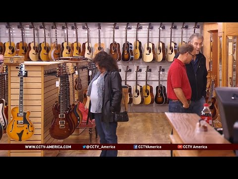 Music at the heart of Nashville's booming economy