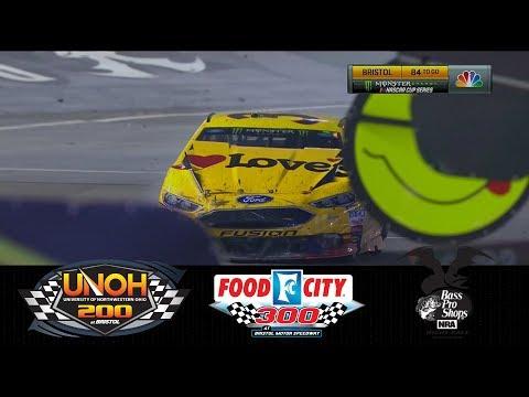 2017 NASCAR Highlights - UNOH 200 . Food City 300 - Bass Pro NRA 500 - 6/16 - 19/2017