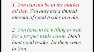 Rules for Success in Forex