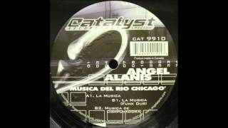 Angel Alanis - La Musica (Funk Dub)