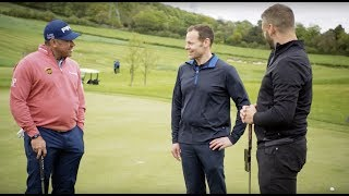 Fitting Friday with Lee Westwood – Episode Three: Putter