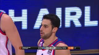 #EuroLeague: Ekim Ayı En İyi Asistler