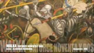 WALKA Catorce Noventa y Dos (1492)