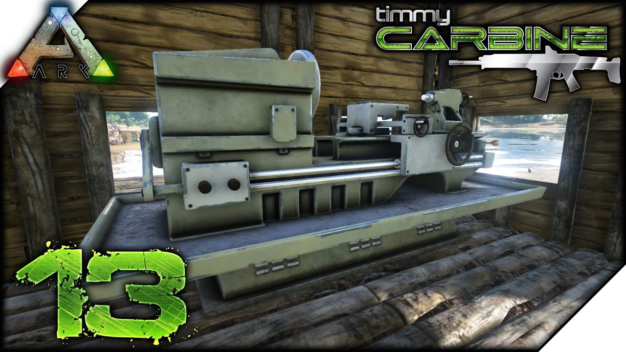 Arkse s2e13 crafting the fabricator timmycarbine youtube malvernweather Choice Image