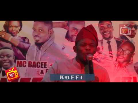 Video (stand-up): Comedian Koffi Talks of How Nigerians Act When They Go Abroad