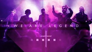 GrooVenoM - We Are Legend (OFFICIAL TOUR VIDEO)