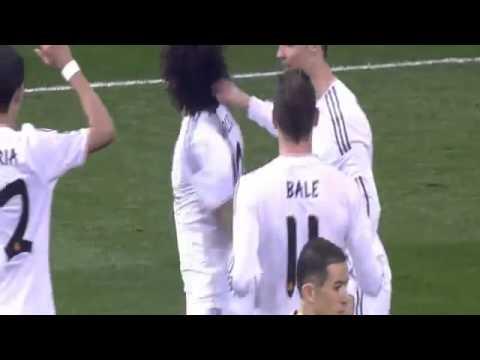 Real Madrid 3 vs Levante 0 (09/03/14) Audio Cope