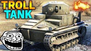 TROLL TANK - KW-2 Pierwszego Tieru - World of Tanks