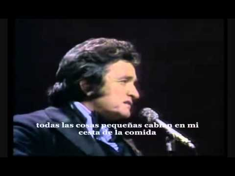 Johnny Cash- one piece at a time (subtitulada en español)