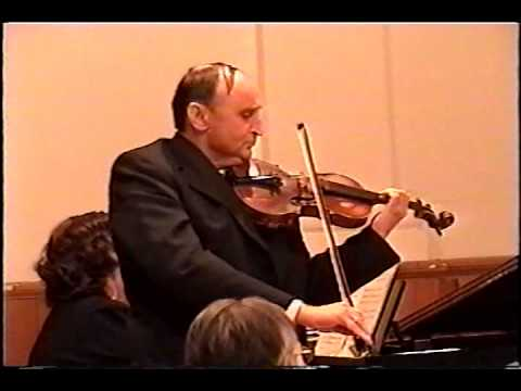 Indulis & Ilga SUNA live from Recital at the Toronto Latvian House