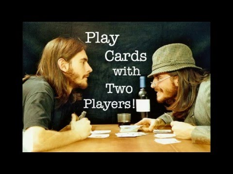 7 Awesome Card Games for Two Players