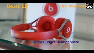 Beats EP Headphones Unboxing | Great Budget Headphones