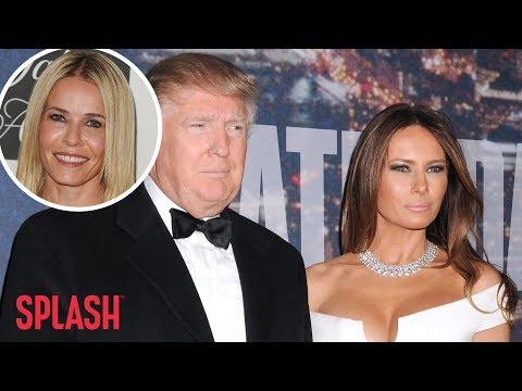 Chelsea Handler Wants Melania to Divorce Donald Trump | Splash News TV
