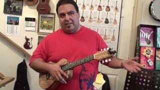 How to tune a six string Ukulele