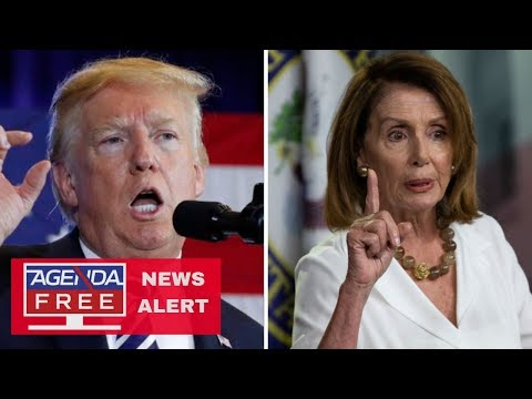 Trump Cancels Pelosi's Overseas Trip - LIVE COVERAGE