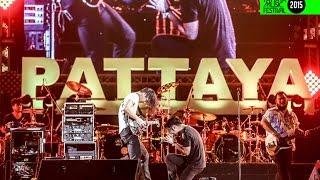 Pattaya Music Festival 2015 | Getsunova แตกต่างเหมือนกัน