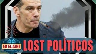 En el aire - La serie que mejor define la política en España: Perdidos