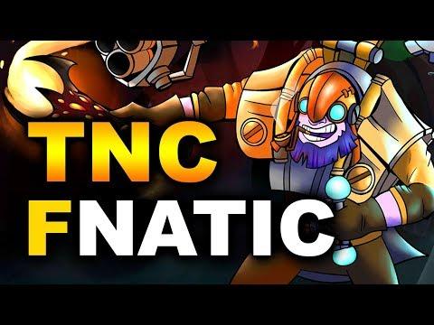 FNATIC vs TNC - SEA FINAL - SL i-League 5 Minor DOTA 2