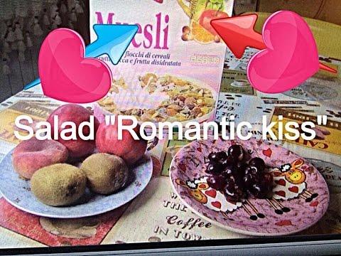 Фруктовый салат с мороженым рецепт