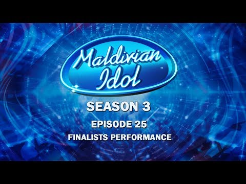 Maldivian Idol S3E25   Full Episode