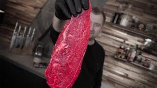 Это мясо будет распадаться на атомы!1!1