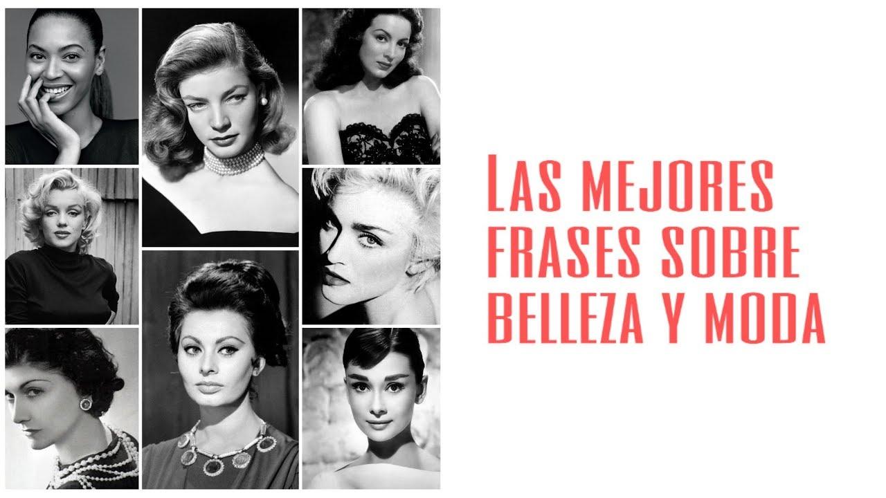 Las Mejores Frases De Nuestras Divas Sobre La Belleza Youtube