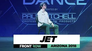 Jet | FrontRow | World of Dance Arizona 2018 | #WODAZ18