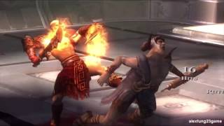 God of War 2 HD - Full Story version (Part 9 The hall of Atropos)