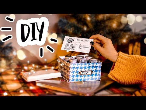 DIY Идеи подарков своими руками ДЛЯ ПАРНЕЙ и Девушек - Простые вкусные домашние видео рецепты блюд