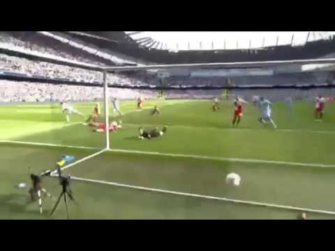 Sergio Aguero Title Winning Goal. Martin Tyler Orgasm.