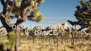 Desperate Man Line Dance