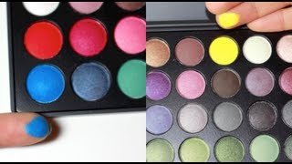 BH Party Girl Palette Review & Swatches