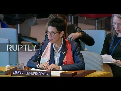 LIVE: UNSC holds emergency session on Russian citizenship granting to Donbass residents