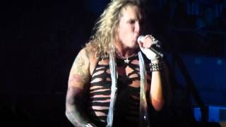 Steel Panther - Death to all but Metal - Wembley Arena, London, December 14, 2011