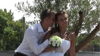 Свадьба Сергея и Юлии.wmv