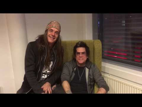 Frontiers Rock Festival 4: Message from Tony Harnell and Ronni Le Tekro of TNT (Official)