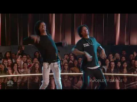 NBC World Of Dance Les Twins Week 1 HD