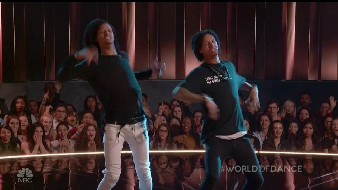 how to dance like les twins