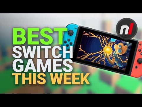 NEW Best Nintendo Switch Games This Week - Episode 1