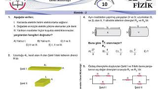 12+Mezun Fizik Meb Kazanım Testleri-10