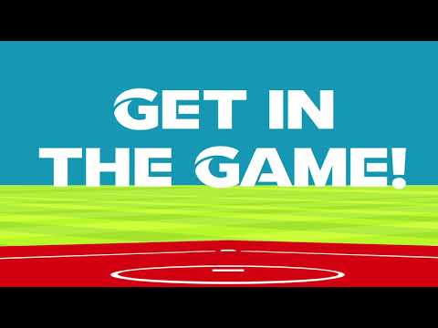Lyric - VBS18 - Day 3 - Get in the Game