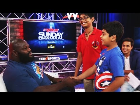 WWE Network: The WWE Universe welcomes Mark Henry to India