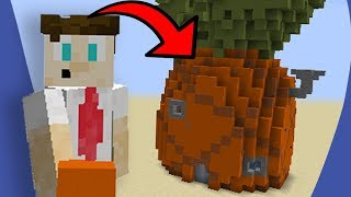 BUILDING BIKINI BOTTOM in Minecraft - SpongeBob's House [1]