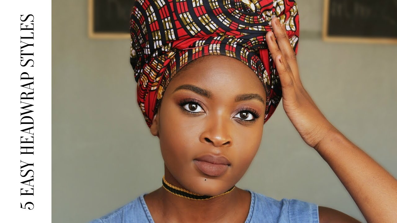 5 quick easy headwrap turban styles nosipho mhlanga youtube 5 quick easy headwrap turban styles nosipho mhlanga ccuart Image collections