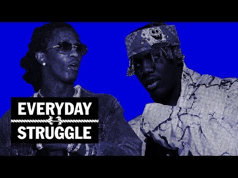 Young Thug Is Now Sex, Lil Yachty On the Clock? R. Kelly Evicted | Everyday Struggle